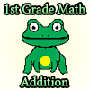 1st Grade Math Addition