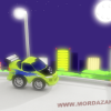 3D Animated Puzzle Driving Moonlight