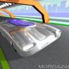 3D Animated Puzzle Future Car