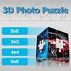 3D Photo Puzzle