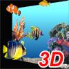 3D Real Puzzle Aquarium