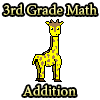 3rd Grade Math Addition