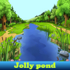 Jolly pond. Spot the Difference