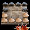 中国民间棋类游戏-六子棋