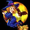 巫婆的掃帚