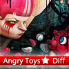 Angry Toys 5 Differences
