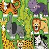 Animal Jıgsaw Puzzle