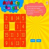 Arrange Numbers Blocks