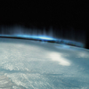 aurora borealis space
