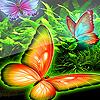 Beautiful butterflies puzzle
