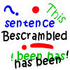 Bescrambled - Ordering Adjectives