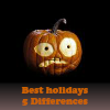 Best holidays 5 Differences