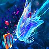 Big blue jellyfish puzzle