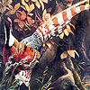 Big pheasant in the woods puzzle