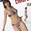 Bikini Girl Rapid Roll