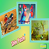 Birds in the forest puzzle