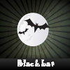 Black bat. Spot the Difference