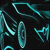 Black bright car puzzle