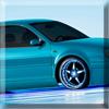 Blue Car CV3