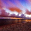 Blurred Sunrise Jigsaw Puzzle