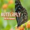 Butterfly – Find the Alphabets