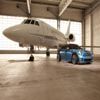 Car and Plane