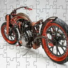 Chopper Bike Jigsaw