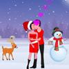 Christmas Day Kiss