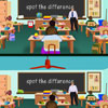 Classroom Spot The Differences