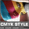 CMYK Jigsaw 100 PIECES