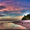 Colorful Beach Jigsaw