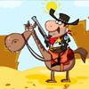 Cowboy Sheriff Jigsaw