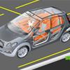 Cutaway Car Escape