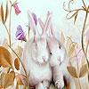 Cute bunnies hidden numbers