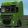 Daf Tractor Truck Jigsaw