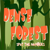 Dense Forest – Spot the Numbers