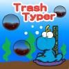 DinoKids - Trash Typer