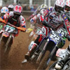 Dirt Bike Racing Slider Puzzle