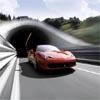 Drifting Ferrari 458
