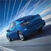 Drifting Mazda 3