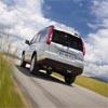 Drifting Nissan X-Trail