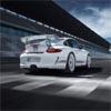 Drifting Porsche 911 Sliding