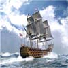England Boat Jigsaw