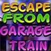 Escape From Garage Train