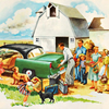 Family Farm Puzzle