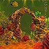 Fantastic deep sea puzzle