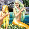 Fantastic Mermaid Hidden Numbers