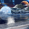 Fantasy Spacescapes Jigsaw Puzzle