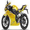 Fast Motorbike slide puzzle