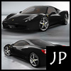 Ferrari Enzo Black Puzzle